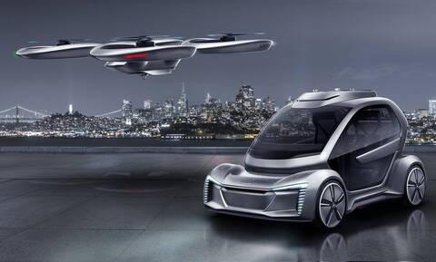 Η Audi σταματά την εξέλιξη του ιπτάμενου ταξί για το οποίο συνεργαζόταν με την Airbus