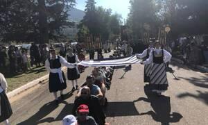 Κεφαλονιά: Με κάθε λαμπρότητα εορτάστηκε ο πολιούχος Άγιος Γεράσιμος