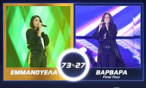 Επικό battle! Γιατί οι 16χρονες του Final Four τραγουδάνε καλύτερα κι από επαγγελματίες