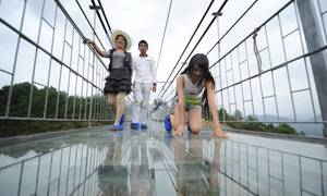 Κίνα: Αυτή είναι η πιο τρομακτική γέφυρα στον κόσμο
