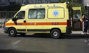 Χανιά: Στην εντατική δύο άνδρες μετά από τροχαίο