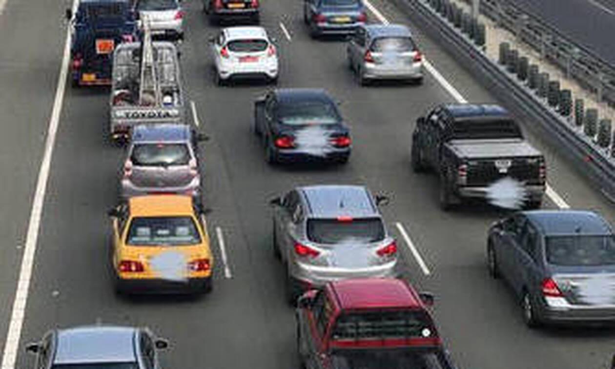 Aσφυκτιούν οι δρόμοι στη Λευκωσία: Πόσα αυτοκίνητα κυκλοφορούν καθημερινά