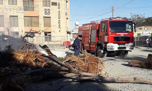 Κύπρος: Έκλεψαν αυτοκίνητο και του έβαλαν φωτιά για να εξαφανίσουν τα ίχνη τους