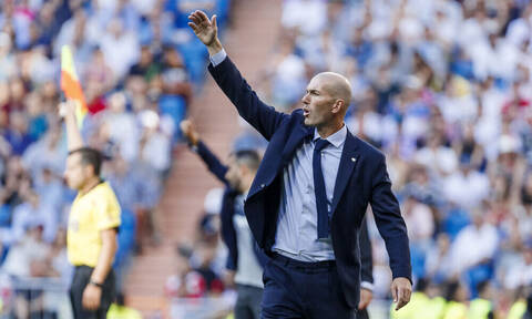 Ρεάλ Μαδρίτης: Παίζει το… κεφάλι του ο Ζιντάν!