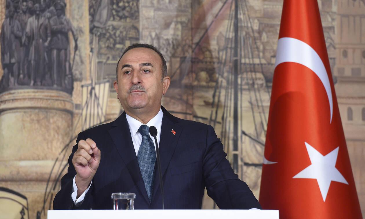Συρία - Αμετανόητος ο Τσαβούσογλου: «Καμία κύρωση ή απειλή κύρωσης δεν θα σταματήσει την Τουρκία»