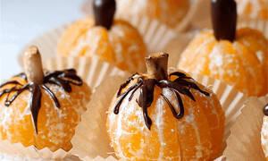 Μανταρίνια με σοκολάτα - Μια φθινοπωρινή συνταγή που θα λατρέψετε (pics)