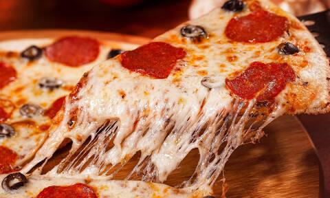 Τρομακτικό: Δες πώς θα είναι η πίτσα στο μέλλον!