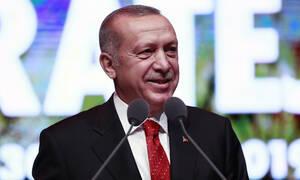Παραλήρημα Ερντογάν: «Η Δύση βρίσκεται στο πλευρό των τρομοκρατών»