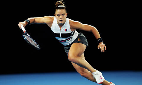Sakkari climbs to 22nd place in WTA rankings