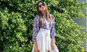 Η Σταματίνα Τσιμτσιλή αποκάλυψε το mute που έκανε σε ζευγάρι στο Instagram (video)