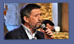 Στην υγειά μας: Πήγε στον Παπαδόπουλο ο τραγουδιστής που δεν εμφανίζεται ποτέ σε εκπομπές (Photos)
