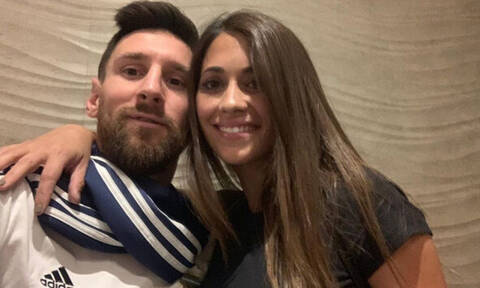 Η φωτογραφία που ανέβασε ο Μέσι με τη σύζυγό του... αναστάτωσε το instagram!