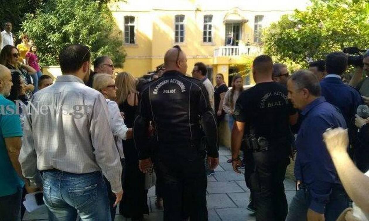 Χανιά: Αυτή είναι η ποινή του δικαστηρίου για τον πατέρα που ξυλοκόπησε δασκάλα