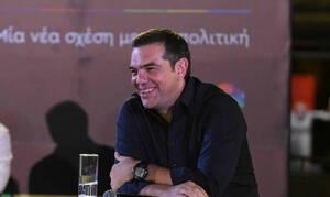 LIVE: Η ομιλία του Αλέξη Τσίπρα στο Καψοδάσος Σφακίων