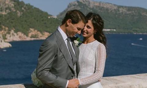 Ραφαέλ Ναδάλ - Μέρι Περέγιο: Οι πρώτες εντυπωσιακές φωτογραφίες από τον γάμο τους