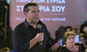 Τσίπρας: Θέλουμε τη δεύτερη φορά Αριστερά να είμαστε πιο προετοιμασμένοι και πιο έμπειροι (vid)