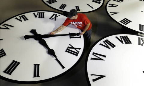 Αλλαγή ώρας 2019: Πότε γυρνάμε τα ρολόγια μία ώρα πίσω