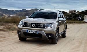 Tρελή επιτυχία για το Dacia Duster στις αγορές της ΕΕ