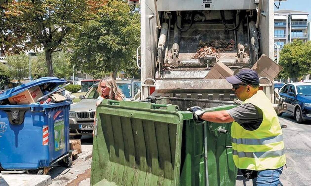 В Греции бастуют коммунальщики