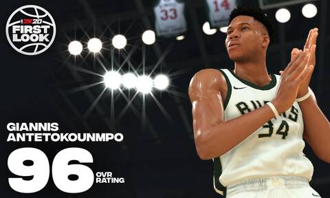 NBA 2K: Οι κορυφαίοι παίκτες όλων των εποχών με βάση τα ranking (photo)