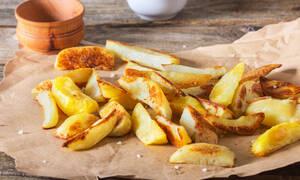 Πατάτες: 5 υγιεινές εναλλακτικές για εσάς που θέλετε να γλιτώσετε θερμίδες (εικόνες)