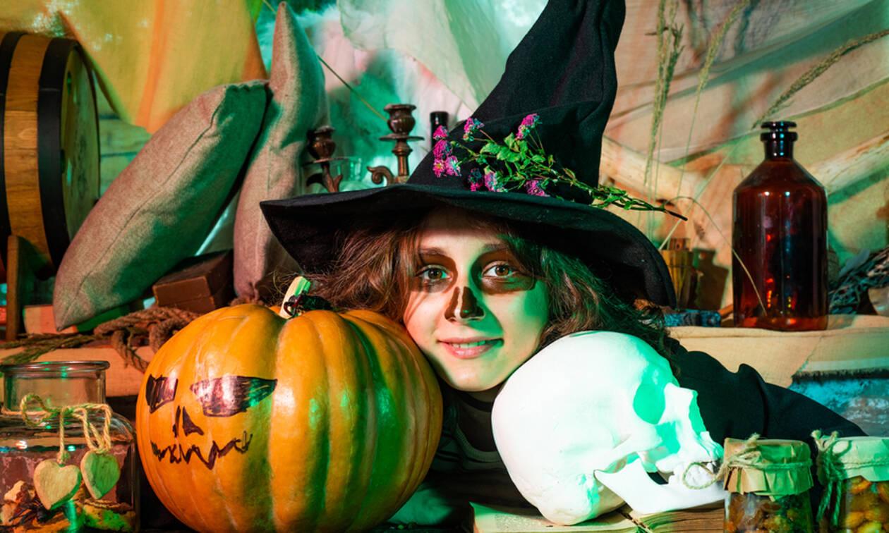 Πώς μπορείτε να κάνετε αξέχαστο το Halloween για τα παιδιά σας (pics)