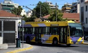 Απεργία: Ποιες ώρες τραβούν «χειρόφρενο» τα τρόλεϊ την Τετάρτη