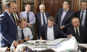 Μητσοτάκης: Το μετρό της Θεσσαλονίκης θα παραδοθεί τον Απρίλιο του 2023