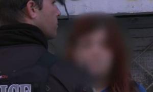 Φρίκη στη Θεσσαλονίκη: Τι είπε η 25χρονη που εγκατέλειψε το μωρό της σε πολυκατοικία
