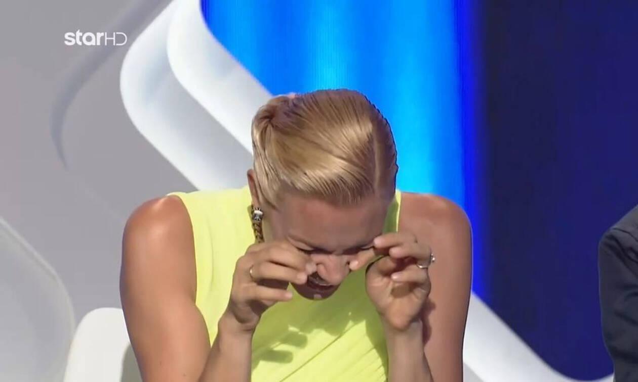 GNTM: «Έκλαψε» από τα γέλια η Καγιά με το σχόλιο του Σκουλού! (video)