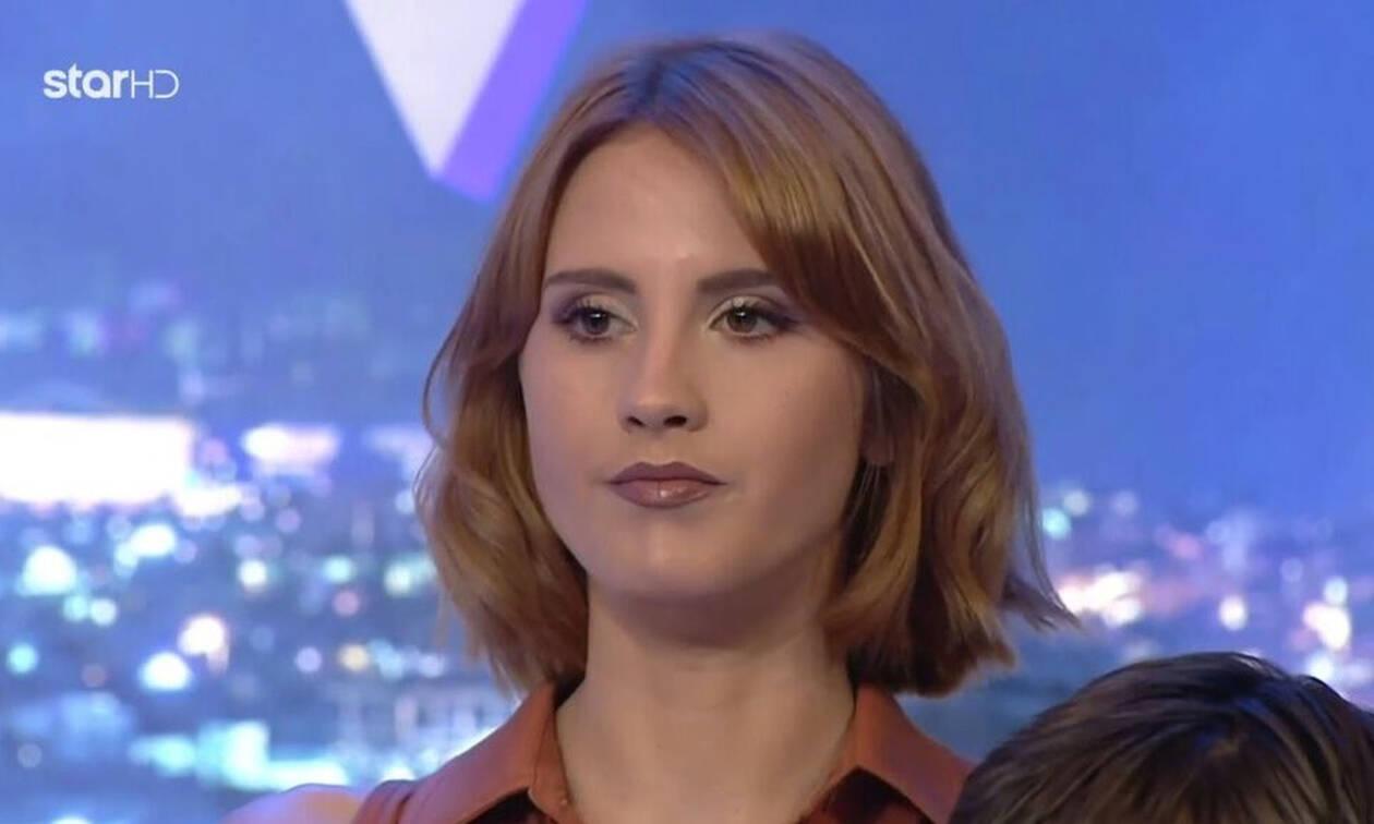 GNTM: Έξαλλη η Όλγα στο πλατό: «Αυτά που λέει είναι ψέματα»! (video)