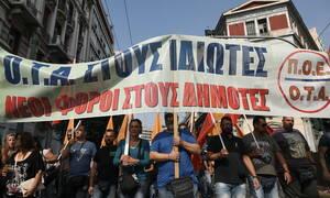 Απεργία ΠΟΕ-ΟΤΑ: Κλιμακώνουν τις κινητοποιήσεις τους οι εργαζόμενοι στους δήμους
