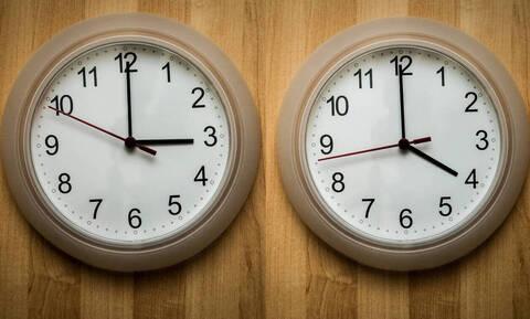 Αλλαγή ώρας 2019: Πότε θα γυρίσουμε τα ρολόγια μας μία ώρα πίσω