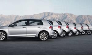 Μηχανή του χρόνου: Tα 45 χρόνια του VW Golf μέσα από τα συστήματα ήχου του