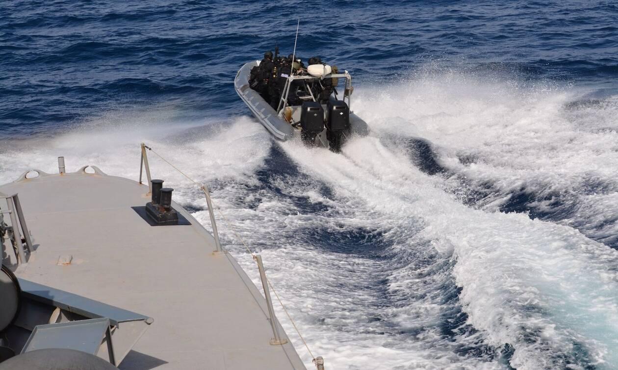 Κως: Σκάφος του Λιμενικού συγκρούστηκε με λέμβο - Δύο οι αγνοούμενοι και έξι οι τραυματίες