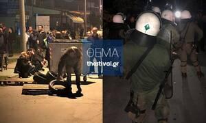Θεσσαλονίκη: Ολονύχτια επεισόδια στα Βρασνά - Οι κάτοικοι έδιωξαν μετανάστες (vid)