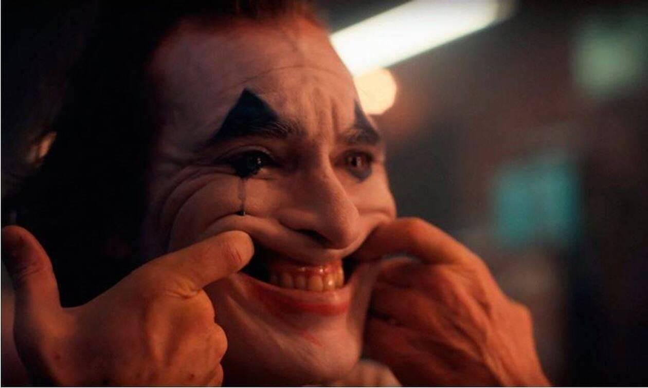 Εσείς ασχοληθείτε με το… Joker
