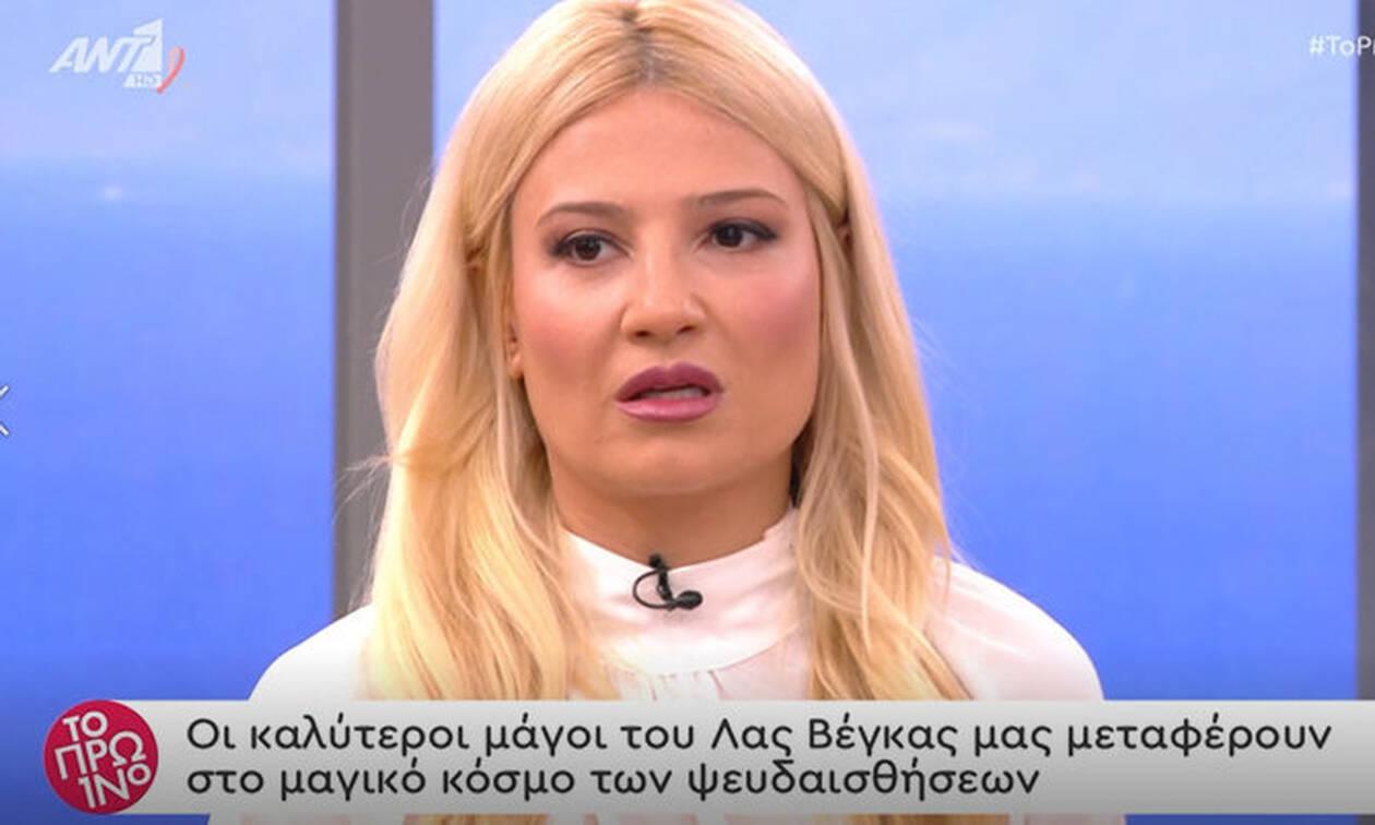 Φαίη Σκορδά: O καλεσμένος της την άφησε με το στόμα ανοιχτό: «Έχω σοκαριστεί!» (video+photos)