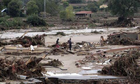 Φονική κακοκαιρία στην Ισπανία: Ένας νεκρός και δύο αγνοούμενοι - Πλημμύρες και κατολισθήσεις (pics)