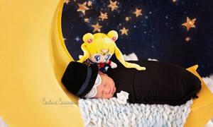 Θυμάστε τη Sailor Moon; Αυτές τις φωτογραφίες νεογέννητων πρέπει να τις δείτε (pics)