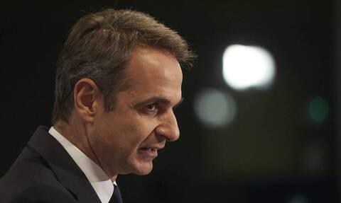 Ο Μητσοτάκης συναντά τους τραπεζίτες: Στο επίκεντρο οι χρεώσεις στις συναλλαγές