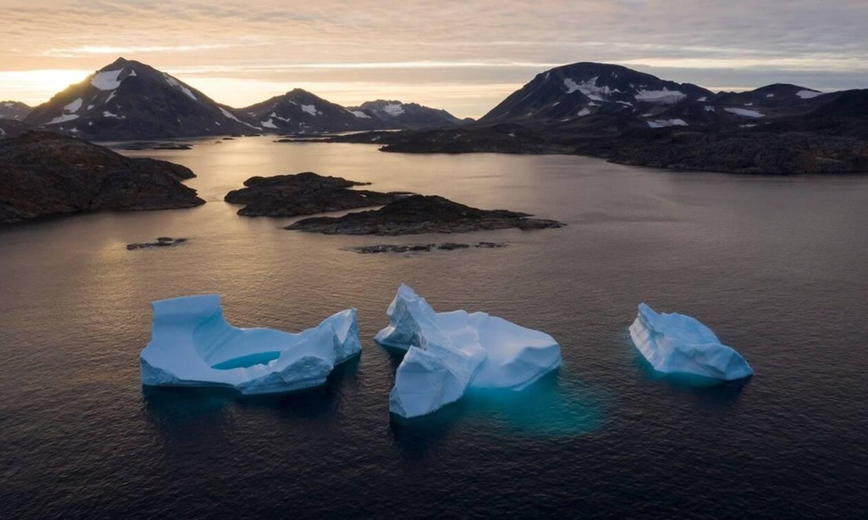 «Πάγωσαν» οι επιστήμονες: Τι έφερε στο φως το λιώσιμο των πάγων στην Αρκτικό Ωκεανό (pics-vid)