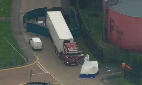 Η απόλυτη φρίκη: Βίντεο ντοκουμέντο του φορτηγού με τα 39 πτώματα – Αυτός είναι ο οδηγός