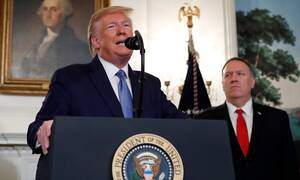 Τραμπ: Αίρονται όλες οι κυρώσεις κατά της Τουρκίας