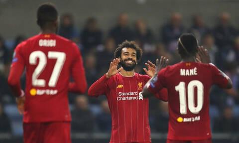 Champions League: Σαρωτική Λίβερπουλ, πήρε το... ντέρμπι η Ίντερ - Τα γκολ και οι βαθμολογίες