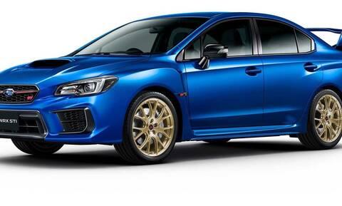 Subaru WRX STI EJ20 Final Edition: Τίτλοι τέλους για έναν μύθο