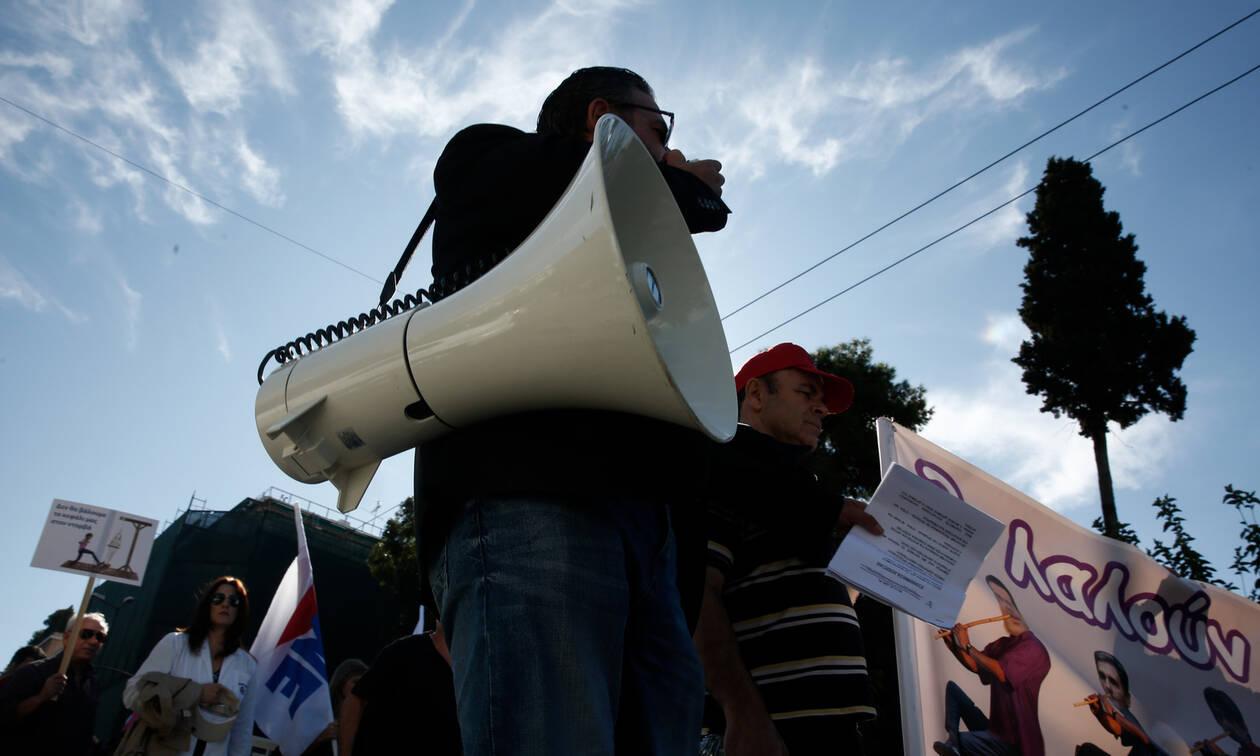 Ημέρα «κόλαση» για τους οδηγούς: Τρεις συγκεντρώσεις σήμερα (24/10) στο κέντρο της Αθήνας
