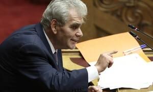 Παπαγγελόπουλος: Η Δικαιοσύνη πρέπει να ερευνήσει άμεσα τους ισχυρισμούς Μανιαδάκη για Στουρνάρα