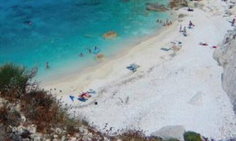 Τι διαφορετικό έχει αυτή η παραλία σε σχέση με τις υπόλοιπες της Ελλάδος;