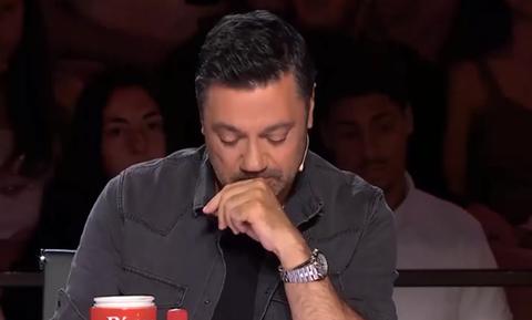X-Factor: Έξαλλος ο Θεοφάνους με συγκρότημά του – «Σκ@@ά θα πάνε. Είστε άμουσοι» (video)